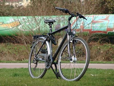 2009-04-04 Welcome, new Bike!