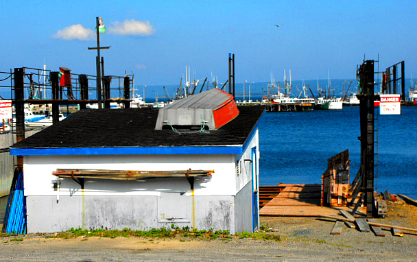 DIGBY DRY DOCK,,,MAYBE,,, I GET HOMESICK THIS TIME OF YEAR . TAKEN ON MY LAST TRIP TO THIS LITTLE TOWN.  POST FOR 24/02/2016