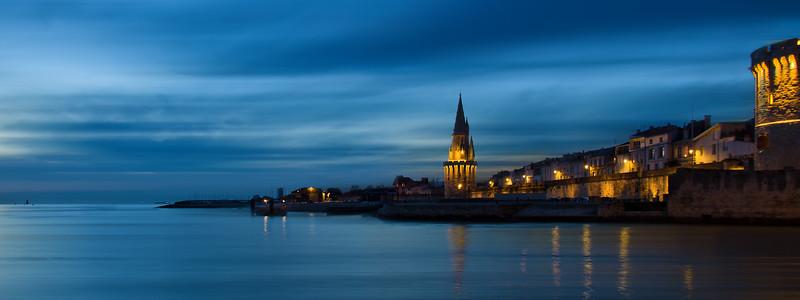 La Rochelle - Blue Hour