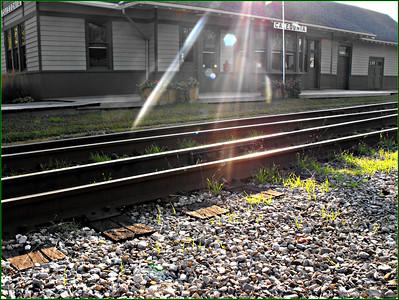 Sunshine on the next stop,,,, 15/05/17