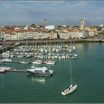 Old Harbor  -  La Rochelle