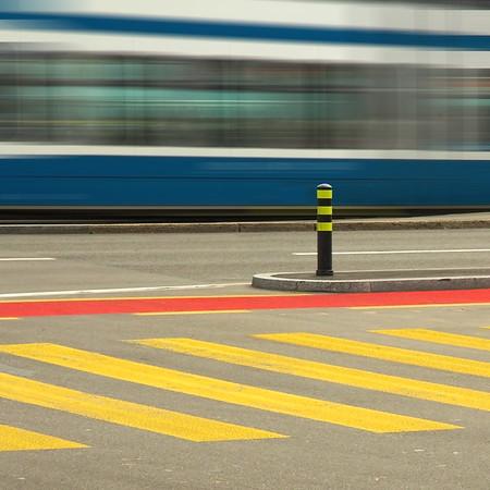 Tram - Zurich