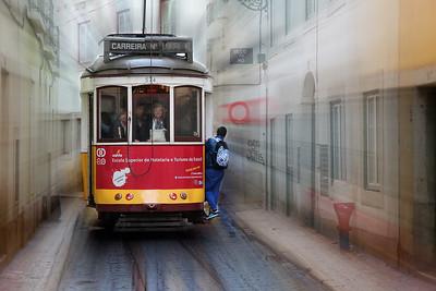 Tram 28  -  Lisboa