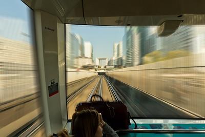 Métro - La Défense - Paris