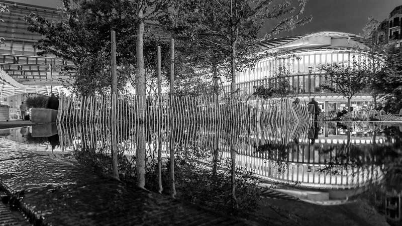 Les Halles  -  Paris