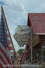 8/4/12 - In Dubois, WY, on the main street.<br /> <br /> I surely appreciated your warm response to my shot in the old kitchen.  Thanks so much!