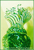 Day 61 - A image of a glass vase, manipulated in Photoshop