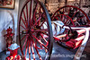 Antique Firefighting Equipment