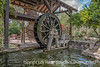 Waterwheel at the Zoo