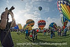 So Much to Shoot! - another shot of the Colorado Balloon Classic.  The guy in the left foreground is my hubby, who is shooting with my other camera and a different lens.  There is a lot going on in this shot, so it benefits from being viewed in a large size, I think.  <br /> <br /> Thanks for all the nice comments on another of my balloon festival shots.  I really was excited shooting these images and we got so lucky with the weather.  Thanks, also, to those of you who left comments on my balloon festival shot that I entered in the Dgrin challenge.  It got the most responses I've ever gotten on any of my contest entries on Dgrin.  So, thanks, again!<br /> <br /> Hope your day is good (a la Don Williams)!  Mine will be, since I'm spending it with my grandson, who is out of school due to a teacher's meeting or some such thing.