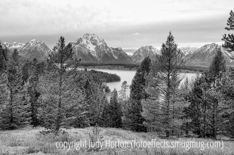Jackson Lake, Grand Teton National Park, Wyoming; definitely best viewed in the larger sizes<br /> <br /> Many thanks for the nice comments on the shot of the pitcher plant.