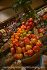 1/29/13 - Fruit display in AJ's Supermarket in Tucson.  I liked the way the display has a little curve and, I think, pulls your eye into the shot.<br /> <br /> Thanks so much for making my sc shot of the pitcher and oranges the #1 shot for the day!  Most of you preferred the sc image, but quite a few of you liked the color shot better.  Tatiana asked why I had rotated the image.  Actually, I didn't; I deliberately angled the camera to capture the pitcher at that angle.
