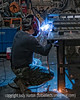 Welding - I had long wanted to get some shots of a welder or person doing grinding but did not know anyone who did this sort of work.  A few weeks ago I called Sigma Metals here in Colorado Springs and asked if they would allow me to come and take some photos.  They asked me to come out and see the operation first and then we scheduled a time for me to come and shoot.  A few days ago I went there and took a number of photos.  I've created a small gallery of the welding shots.  There are also a few shots of a gentleman working at a grinder.  Thanks to the folks at Sigma Metals who so graciously allowed me to photograph some of their folks.<br /> <br /> Golly!  You folks have really been generous to me this week.  Three number one shots in a week!  Mother Nature was very kind to me this past week and presented me with a number of nice photo ops in the form of the lunar eclipse, the hoarfrost and, then, the hoarfrost melting.  So, thanks to her and to you all for the encouraging words and thumbs up.<br /> <br /> We had Christmas dinner today at my daughter's house and tomorrow we're going to have a second Christmas dinner at my son-in-law's father's home.  We're looking forward to seeing the rest of Tim's family.  Hope your day is as nice!