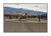 I'm not sure what they call this sport...riding the bikes and doing tricks at the skateboard park, but I love to watch these young guys practice.  There is always so much going on.  I liked this one because I think the background is so neat...a snow-capped Pike's Peak.  I think it should be viewed in the larger sizes so you can see all the other stuff.<br /> <br /> Thanks for all the comments on my Garden of the Gods pic.  I've got tons more shots from there.  Thanks also to those of you who keep browsing through my various galleries and commenting on shots you find there.  Always a pleasant surprise to see what you choose to comment upon.<br /> <br /> We enjoyed the Olympics coverage tonight.  Those athletes in the winter games exhibit the most amazing courage and fearlessness.  Thanks for your well wishes for Willoughby.  He is definitely better today...no vomiting...just keeping him on the bland food diet for a bit.  We've been worried about him even before this episode because his coat has gotten pretty dull and he's losing big chunks of hair.  We had a complete physical with a total blood workup last week but everything on that looked good.  I always give the dogs fish oil for their coats, but I'm going to have to try something else, I guess.  He's such a sweetie and it was hard to see him feeling so bad.  And, boy, does our car stink after he threw up all over it.