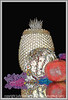A still life composed of dried artichoke, various bead necklaces, an art basket and chenille scarf and a pomegranate; this image has been manipulated in photoshop to create an image that is similar to a fine art silkscreen print.  It is worth viewing in the larger sizes to see the details.  We visited the Denver Botanical Garden day before yesterday and, for two days, I have been processing images and am only about half done.  Hopefully, tomorrow I will finally get some of these images uploaded.  We had a gorgeous day today and tomorrow is also supposed to be nice.  Hope you are having equally good weather.