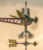Weathervane by Sculptor, James Eaton