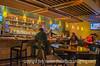 Bar at the Hacienda Colorado Restaurant