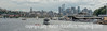 3/27/15 - Seattle, Lake Washington.  I really like all the detail of the city and lakeshore that you can see in the largest size of this image.  Today I am 73 years old...hard to believe, as I often feel more like a forty year old.  Heavens, it seems like only yesterday that 40 seemed OLD!<br /> <br /> Thanks for your comments on my shot of