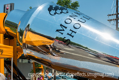 Reflections in a Gigantic Drink Mixer