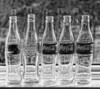 Still Life with Coke Bottles