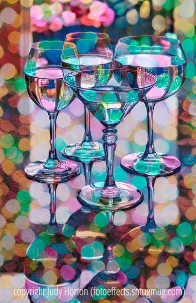 Water in Crystal Glasses