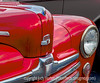 Vintage Super Deluxe Ford 8 Sedan