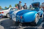 At the Car Show -  Shelby Cobra, factory five replica 427, 1967