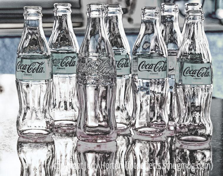 Coca -Cola Bottles