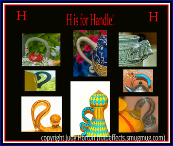 H is for Handle!