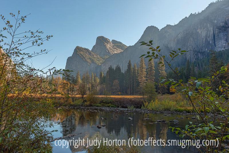 Yosemite in Autumn