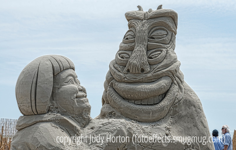 Sandfest Professional Sculpture