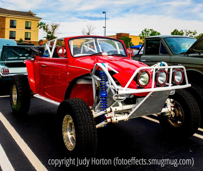 A VW Bug Hot Rod?
