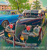 Classic Car - painterly version
