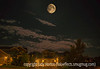 9/8/15 - Full moon; this is a composite.  I took a shot on a slower shutter speed that allowed me to capture the clouds.  Then I took a shot at a faster speed to capture the moon with some detail.  I selected that moon and moved it on top of the very bright moon.   <br /> <br /> Thanks for your comments on my shot of the flower that is related to coxcomb.