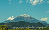 Spanish Peaks - shot from our moving car