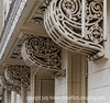 Architectural Features - these corbels appear to be made of metal