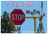 S is for Stop!