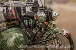 Hendricks Gin Motorcycle
