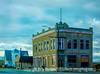 Old Bank Building in Green River, UT