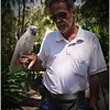 Bob and Cockatoo-April 12, 2012-P1180574