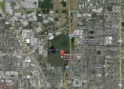 Sawgrass Park map 2_