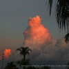 Sunrise from my roof top...2014-08-06 0645...© 2014 RobertLesterPhotography.com