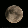 Super Moon...2014-08-10...6:08:52 am...Clearwater,Fl   ©2014 RobertLesterPhotography.com