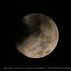 Super Moon...2014-08-10...6:09:08 am...Clearwater,Fl   ©2014 RobertLesterPhotography.com