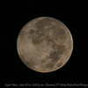 Super Moon...2014-08-10...6:08:27 am...Clearwater,Fl   ©2014 RobertLesterPhotography.com