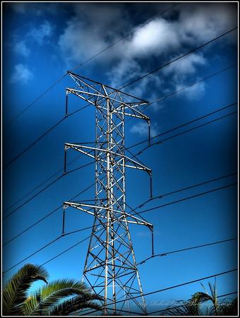 Electric clouds