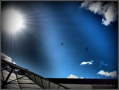 Sun on the USCG