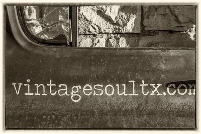 V is for Vintage Soul Texas.