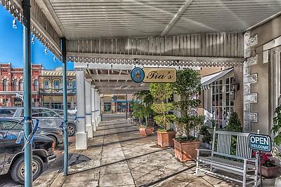 Goliad, Texas (Main Street)