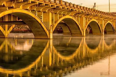 11-3-2018...Lamar Street Bridge...Austin, Texas